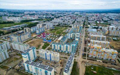 Жителей района Новостроек оставили без парков и спортивных объектов