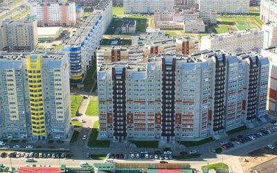 Всего шесть многоквартирных домов в Барнауле строится с использованием эскроу-счетов